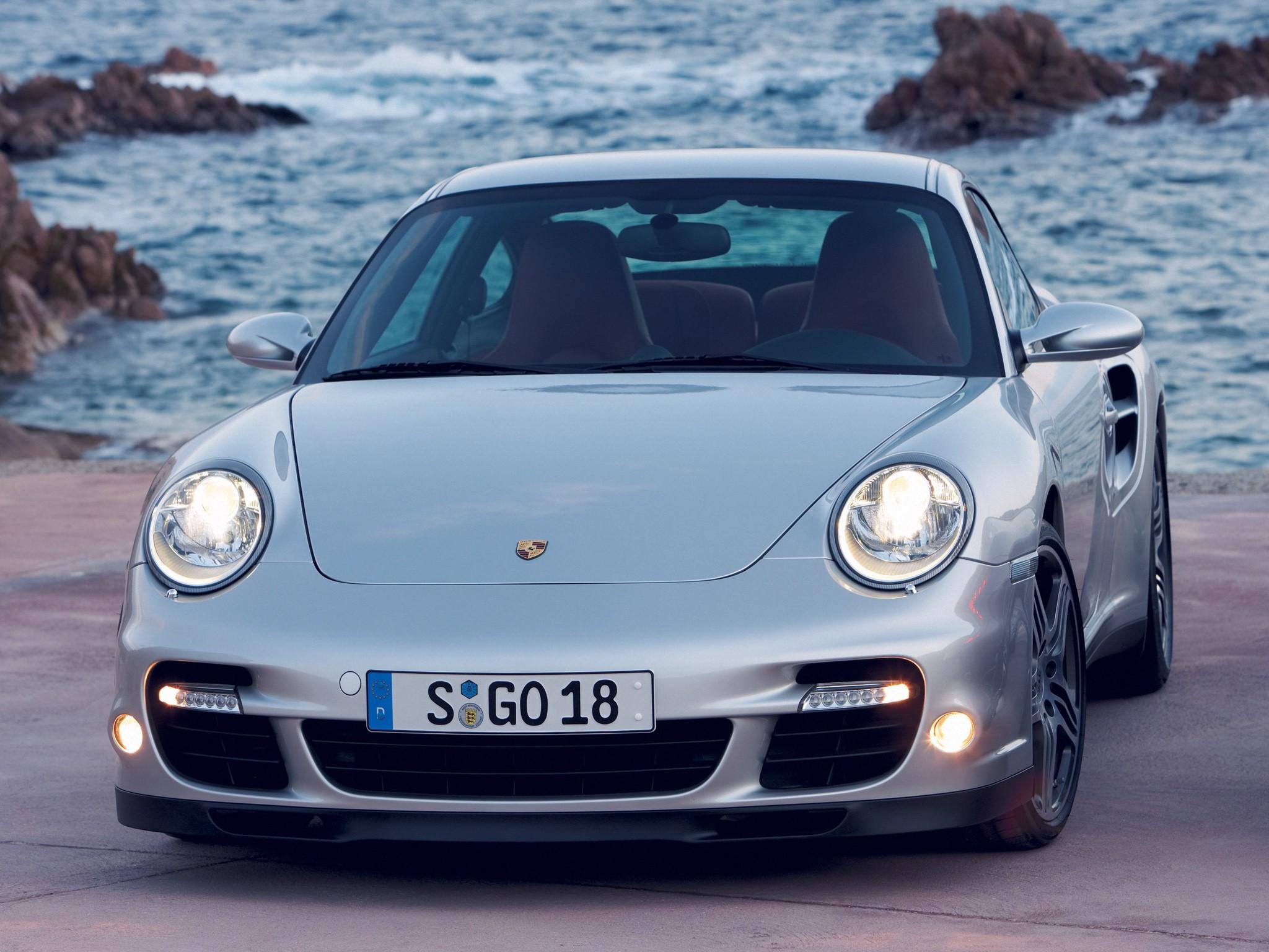 PORSCHE 911 Turbo (997) specs & photos - 2006. 2007. 2008. 2009 - autoevolution