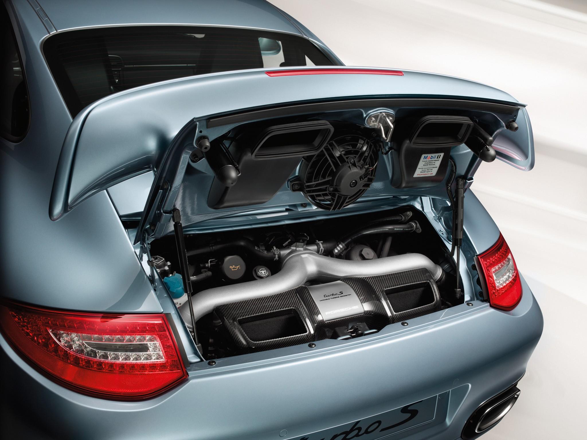 PORSCHE 911 Turbo S (997) specs & photos - 2010, 2011 - autoevolution