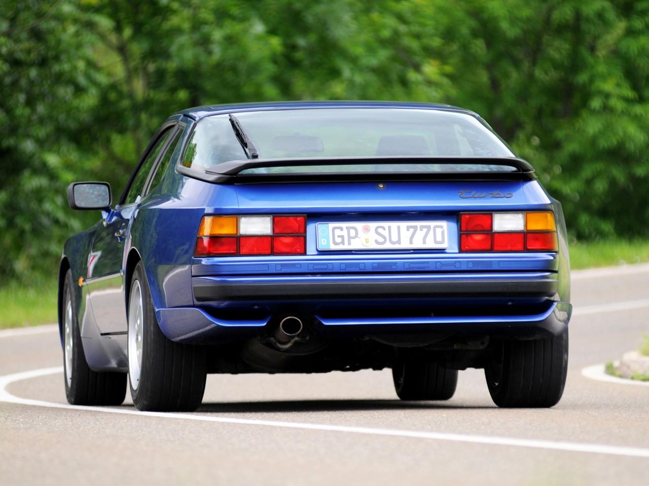 PORSCHE 944 TurboTurbo S 951 1985 1986 1987 1988