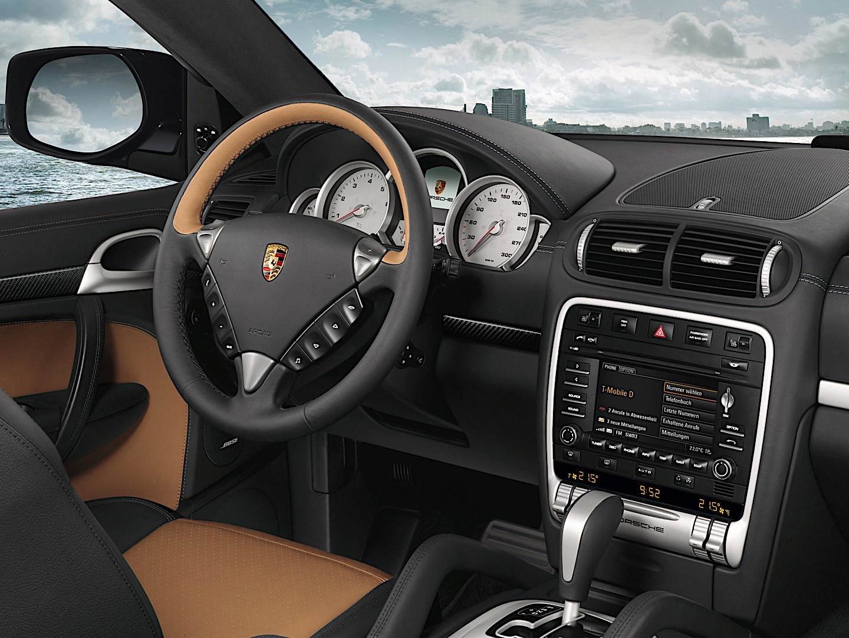 PORSCHE Cayenne Turbo S (957) specs & photos - 2008, 2009 - autoevolution