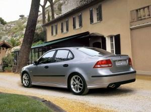 SAAB 93 Sport Sedan Aero specs  2003, 2004, 2005, 2006