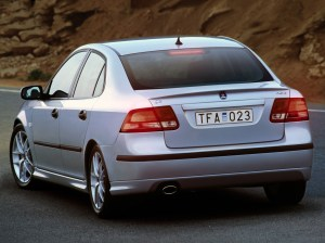 SAAB 93 Sport Sedan Aero specs & photos  2003, 2004