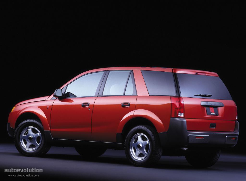 2003 Saturn Vue Motor