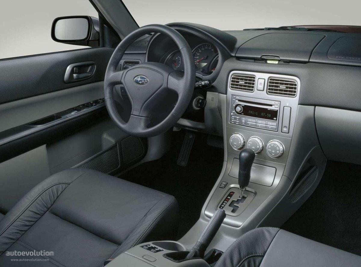 Subaru Forester Specs Amp Photos