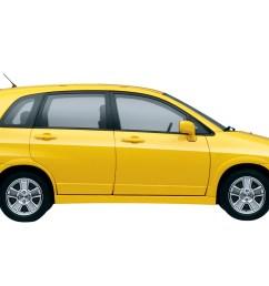 suzuki aerio liana hatchback 2001 2007  [ 1600 x 1200 Pixel ]