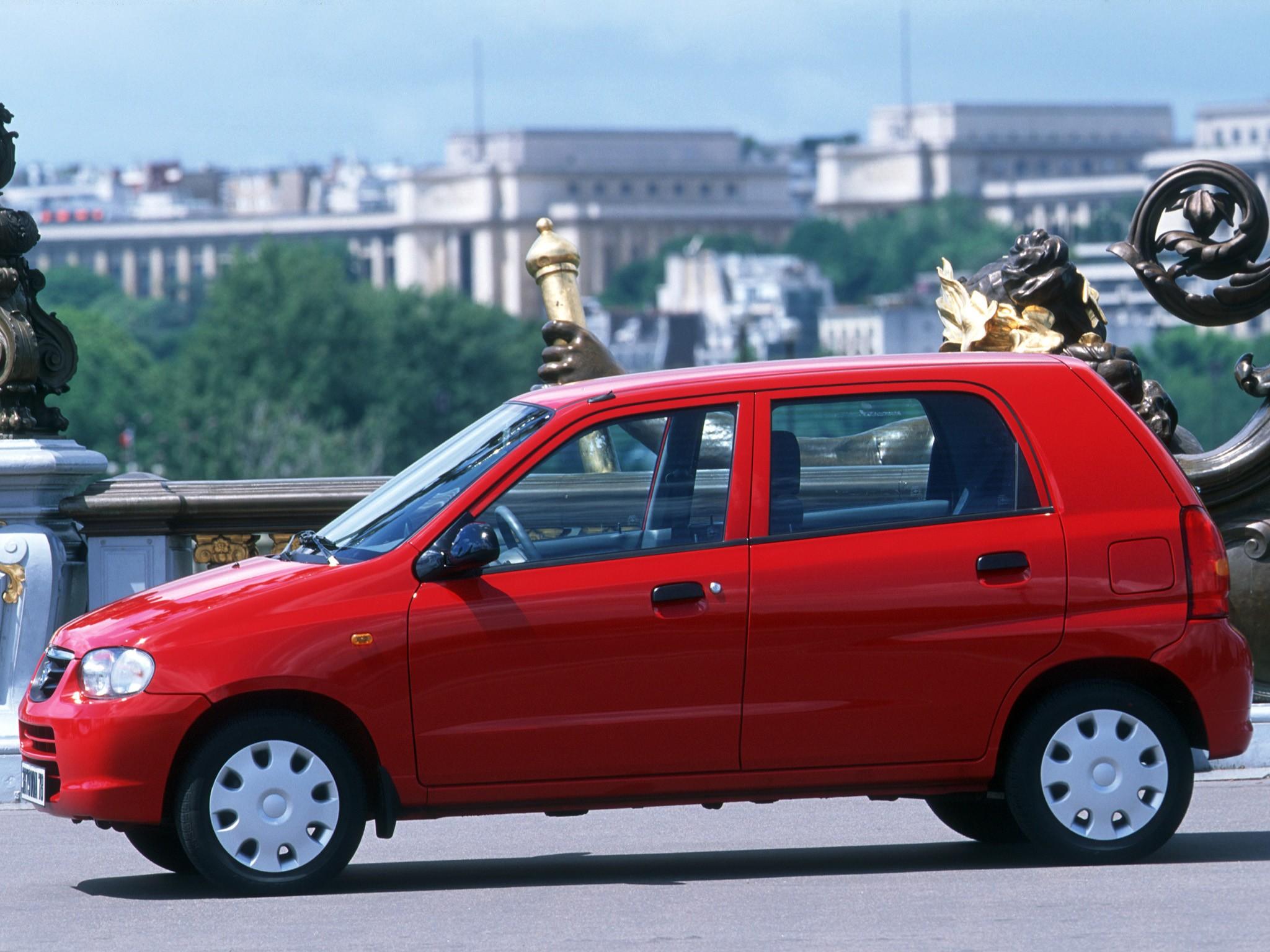 Suzuki Alto Specs 2002 2003 2004 2005 2006 Autoevolution
