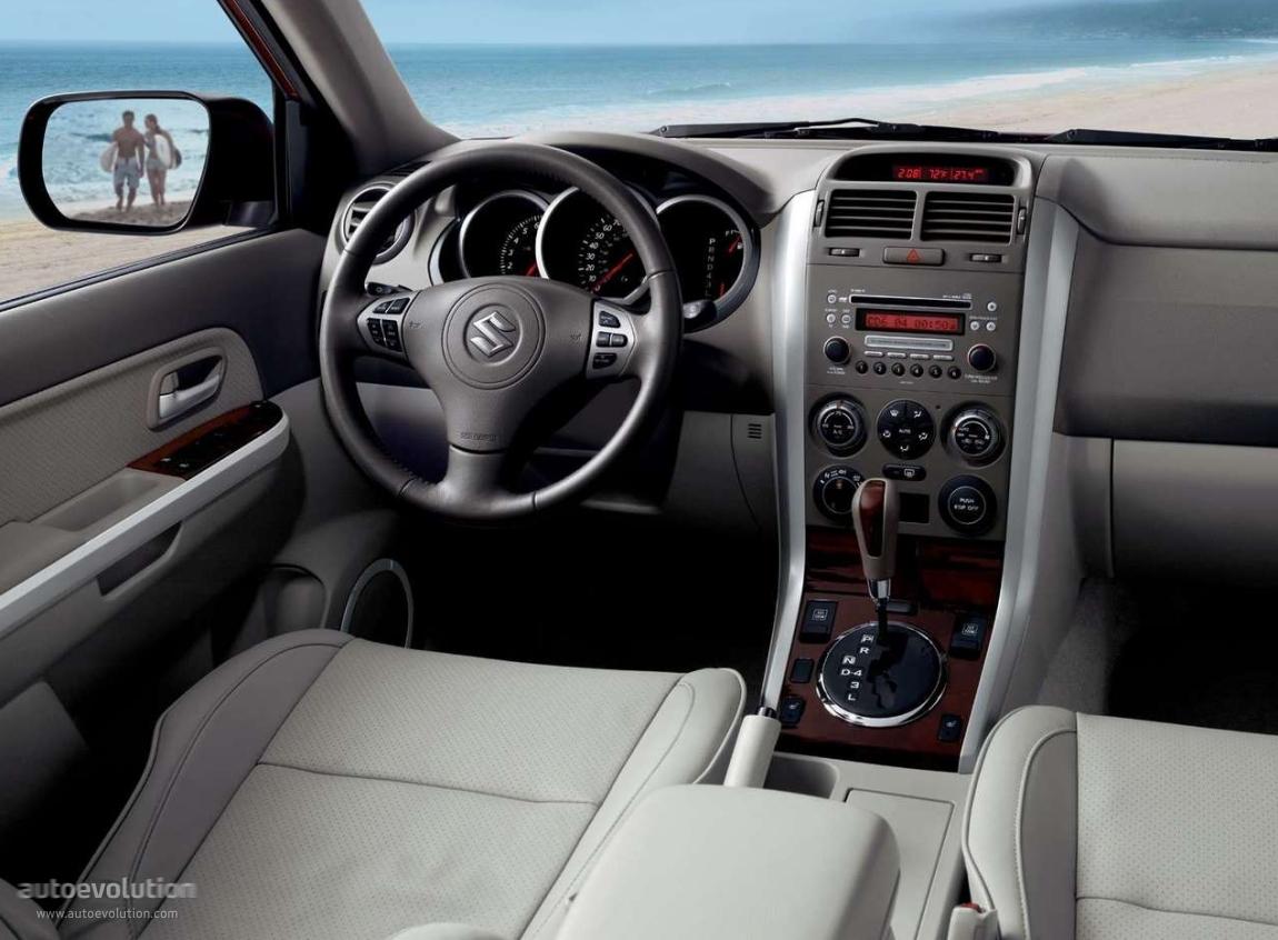Am 2005 Grand Pontiac Interior