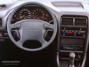 SUZUKI Swift 5 Doors specs  1996, 1997, 1998, 1999, 2000