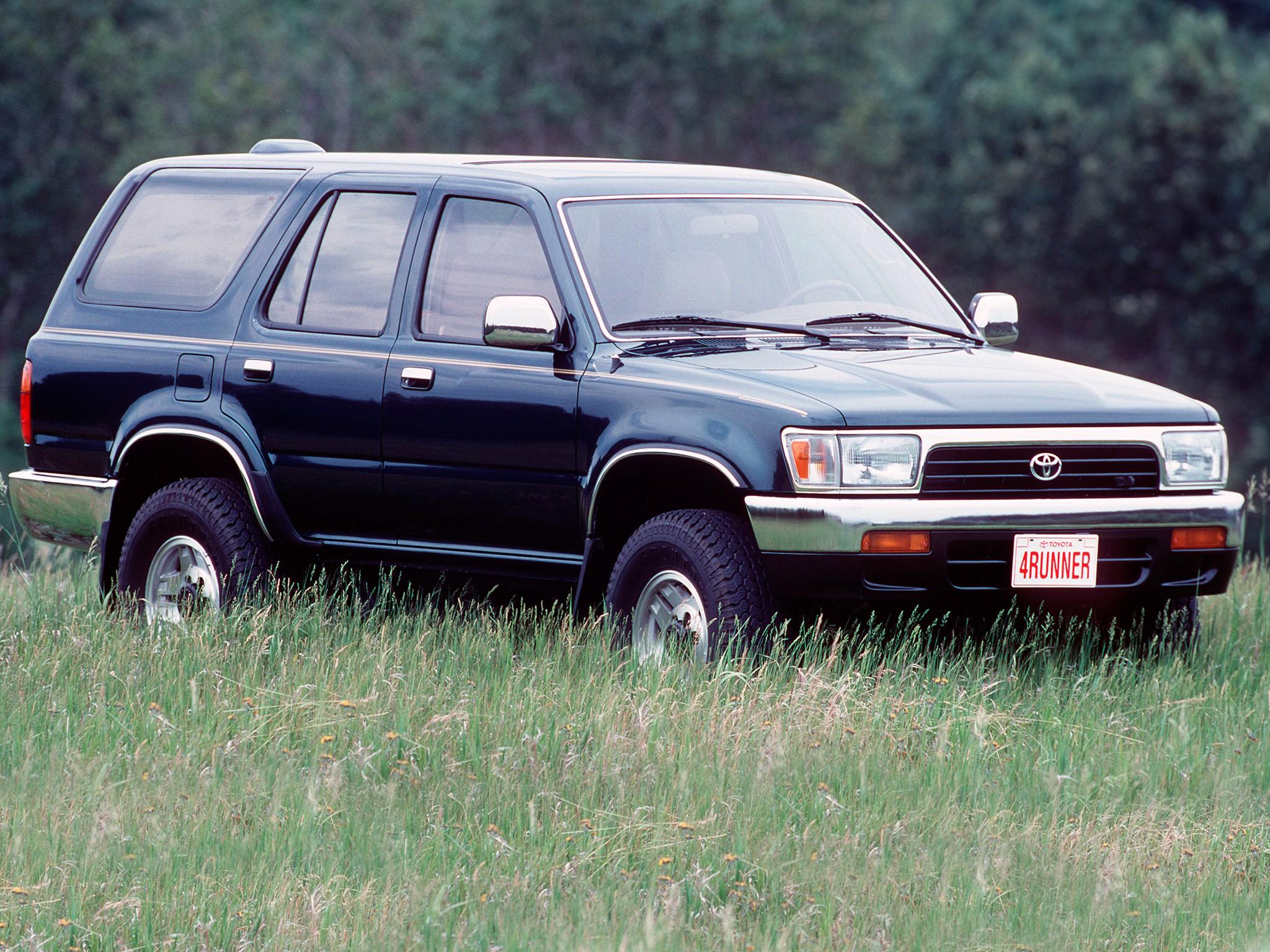 1994 Toyota 4runner Engine Diagram Car Tuning