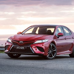 All New Camry Specs Grand Avanza Kredit Toyota And Photos 2017 2018 Autoevolution
