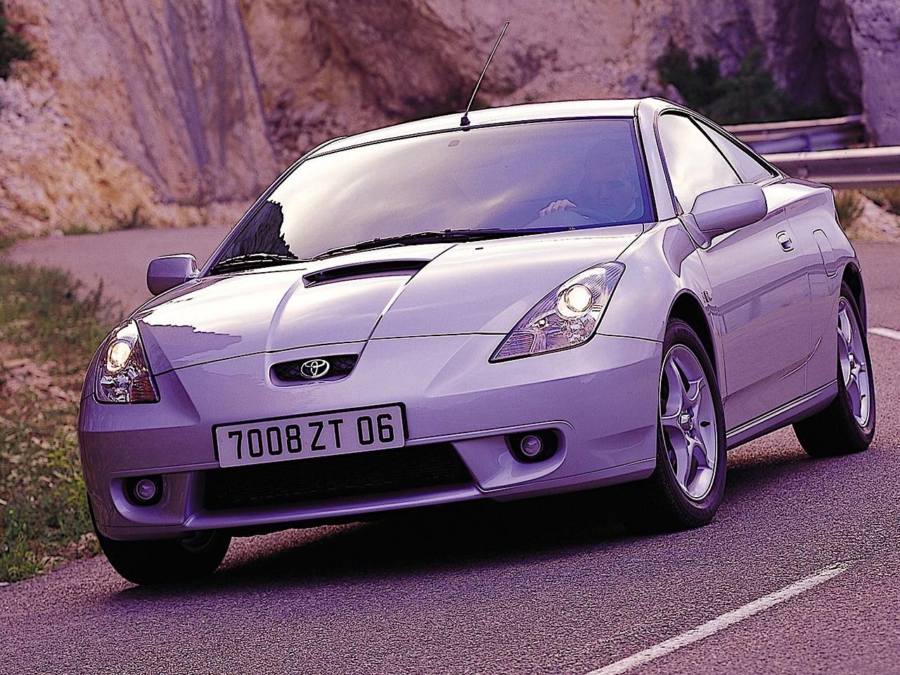 TOYOTA Celica specs  photos  1999 2000 2001 2002  autoevolution