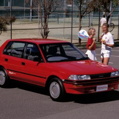 Review Grand New Veloz 1.3 Avanza Toyota Corolla 5 Doors Specs 1987 1988 1989 1990