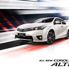 All New Corolla Altis Grand Avanza Veloz 2016 Toyota Specs Photos 2014 2015 2017 2018 Present