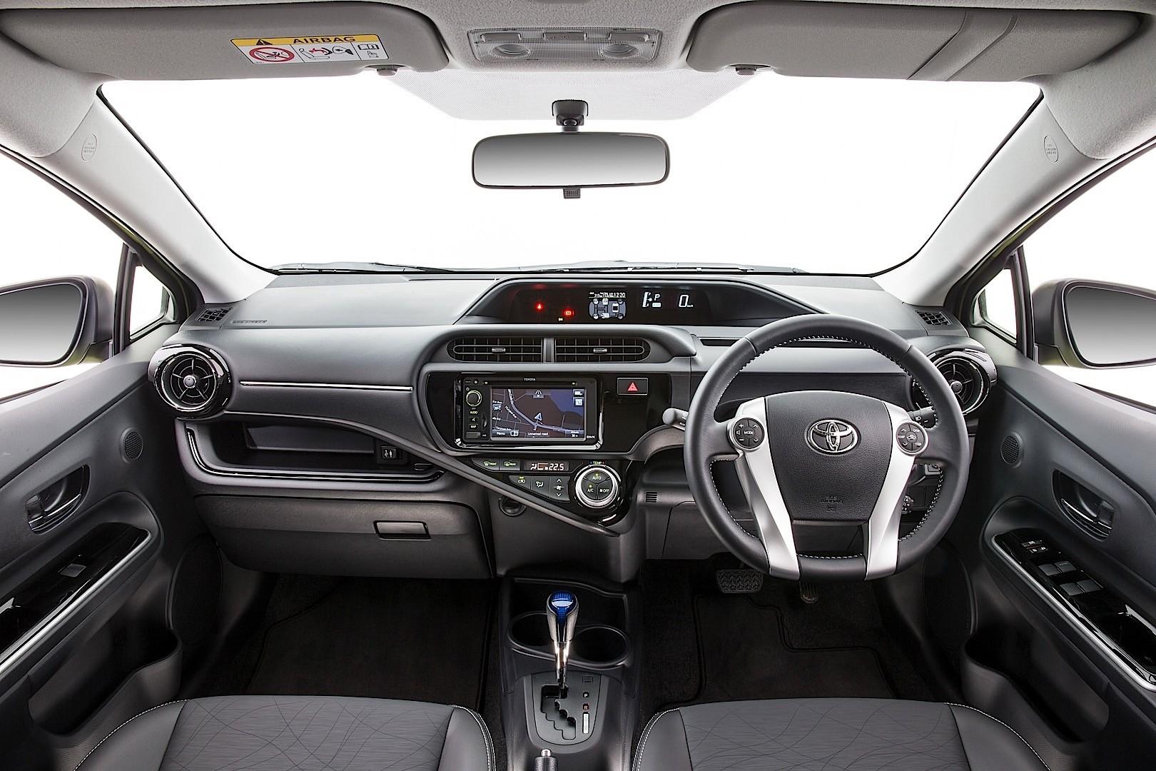 TOYOTA Prius C Aqua 2015 2016 2017 Autoevolution