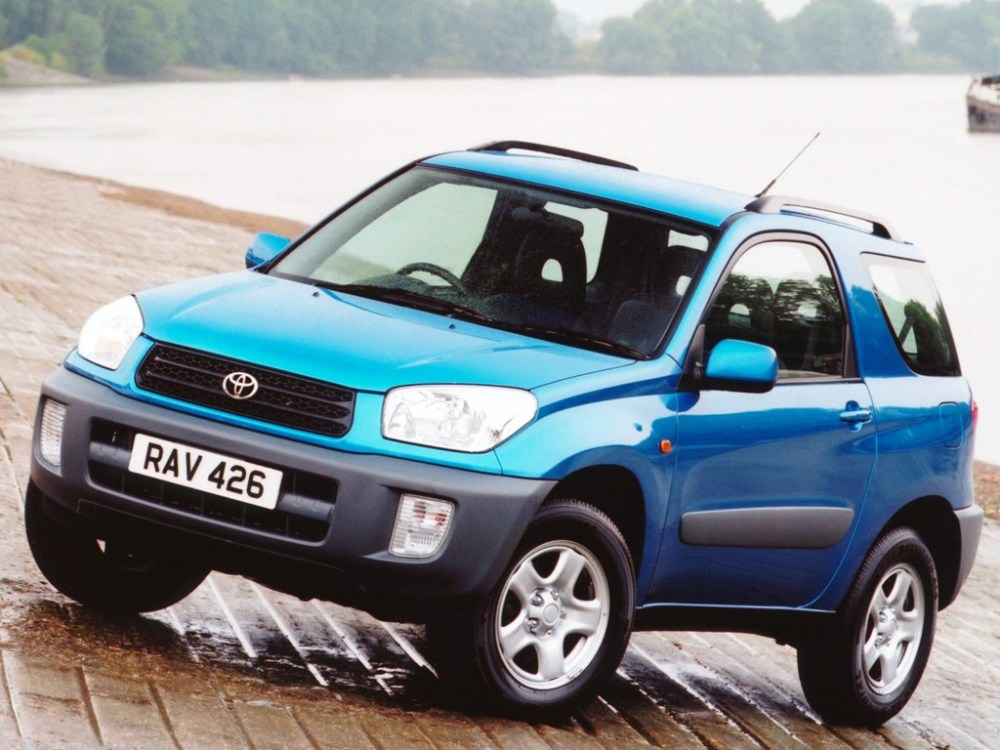 medium resolution of  toyota rav4 3 doors 2003 2006