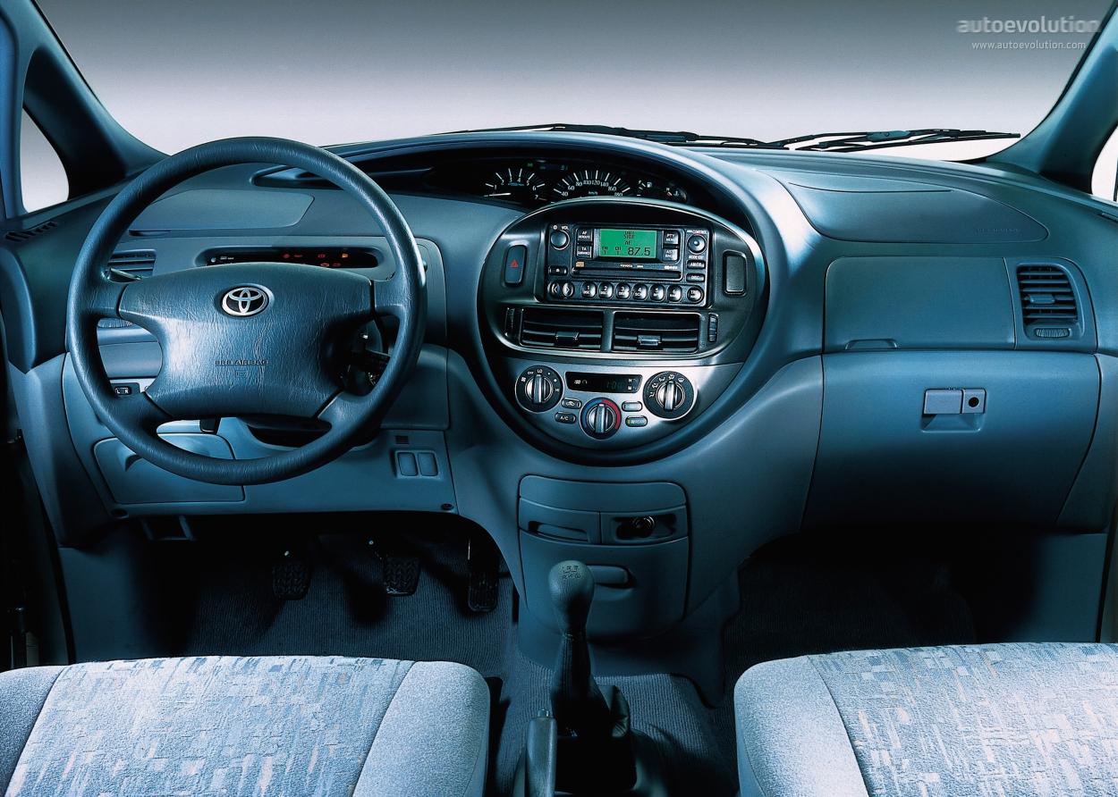 Car Toyota Corolla Fuse Box Location Toyota Previa Specs 2000 2001 2002 2003 Autoevolution