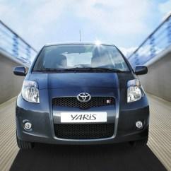 Toyota Yaris Ts Trd All New Camry 3 Doors Specs Photos 2007 2008 2009 2010