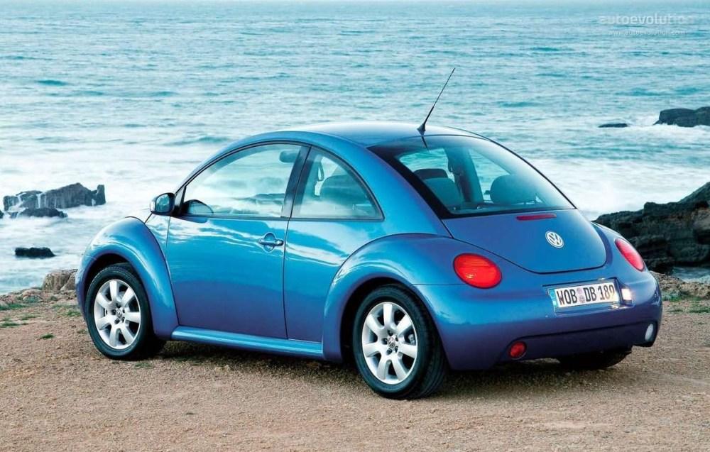 medium resolution of volkswagen beetle 1998 2005