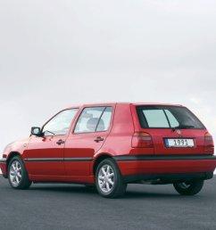 volkswagen golf iii 5 doors 1992 1997  [ 1200 x 898 Pixel ]