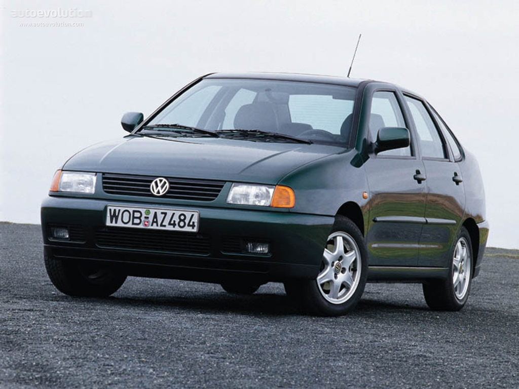 hight resolution of volkswagen polo classic 1996 1998