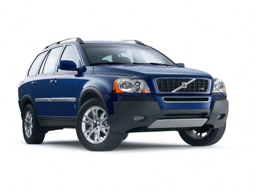 small resolution of  volvo xc90 2002 2006
