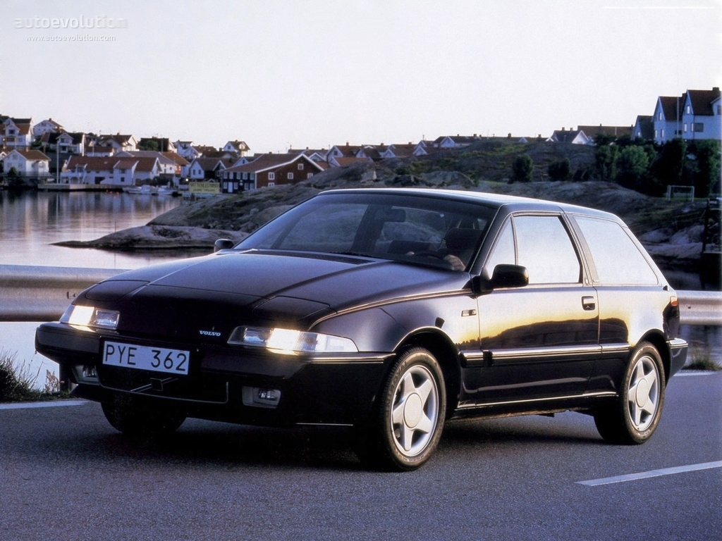 hight resolution of  volvo 480 1986 1995