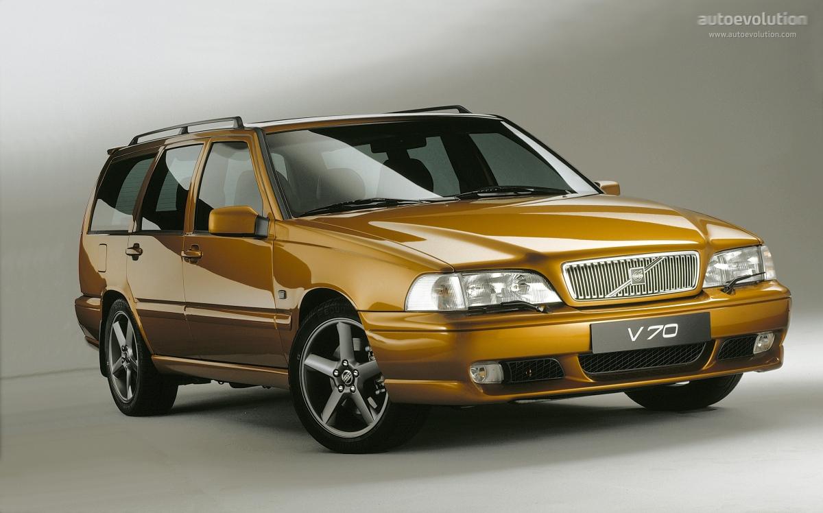hight resolution of volvo v70 r 1997 1999