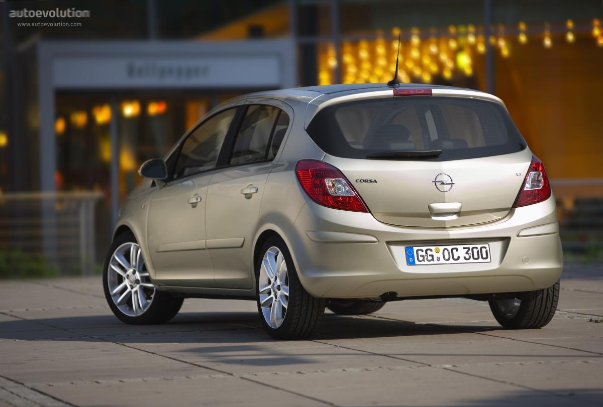 Opel Corsa 5 Doors Specs Amp Photos 2010 2011 2012 2013