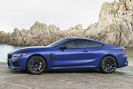Adding the competition package bumps the horsepower up to 617. Bmw M8 Coupe F92 Specs Photos 2019 2020 2021 Autoevolution
