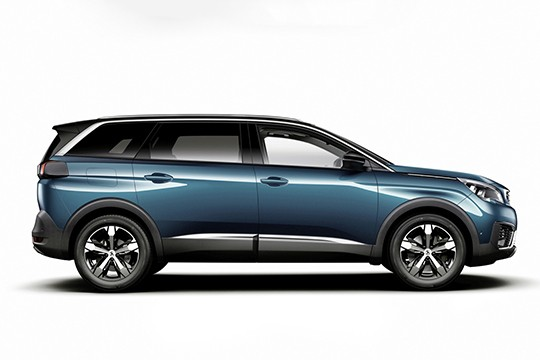 Peugeot 5008 Models And Generations Timeline Specs And Pictures By Year Autoevolution