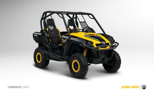 small resolution of  can am brp commander 1000 x 2011 2012