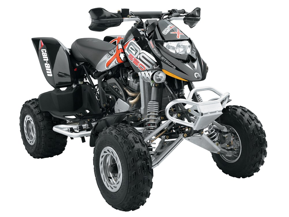 medium resolution of can am brp bombardier ds650 x 2006 2007