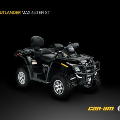 2008 Can Am Outlander 650 Wiring Diagram Vehicle Diagrams Brp Max Xt Specs 2009 2010