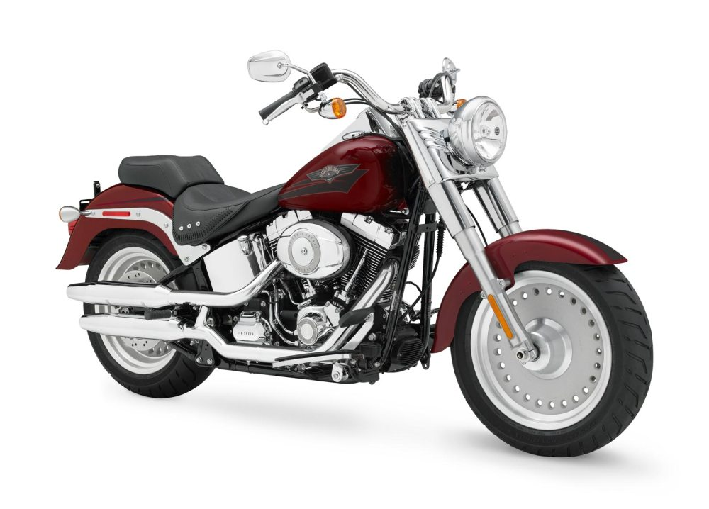 medium resolution of  harley davidson fat boy 2007 2008
