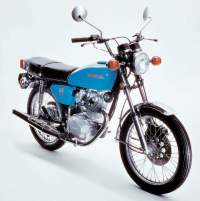 HONDA CB 125 specs - 1980, 1981 - autoevolution