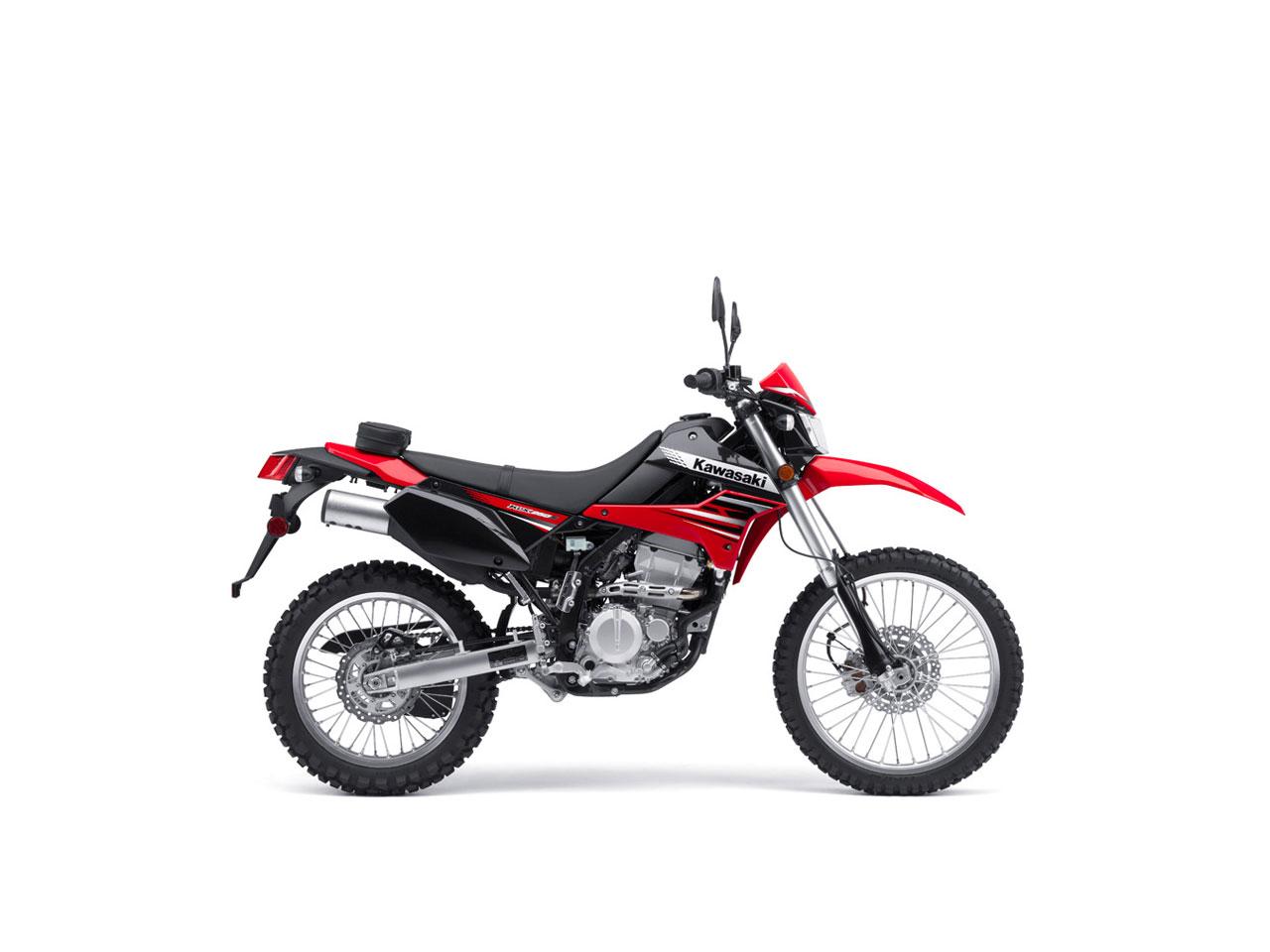 Kawasaki Klx250s Specs