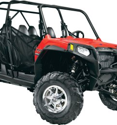 polaris rzr 4 800 robby gordon edition 2011 2012  [ 2000 x 1492 Pixel ]