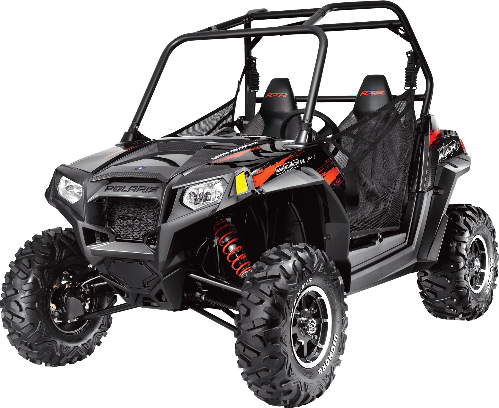 hight resolution of polaris rzr s 800 le 2010 2011