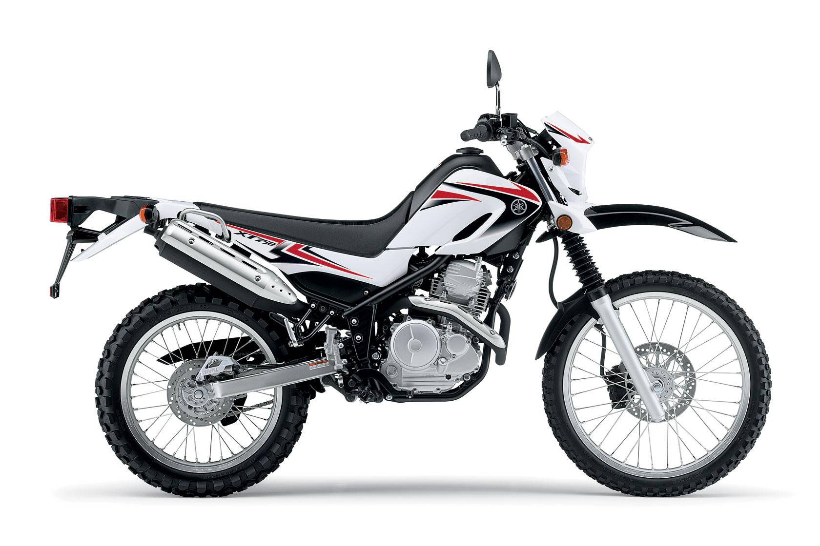Yamaha Xt250