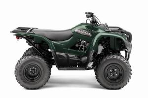 YAMAHA Grizzly 300 Automatic 4x4 specs  2011, 2012