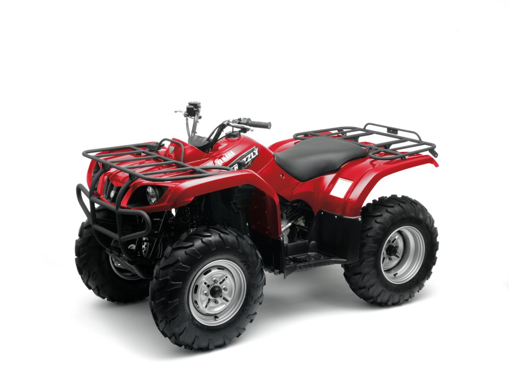 medium resolution of  yamaha grizzly 350 2wd 2008 2009