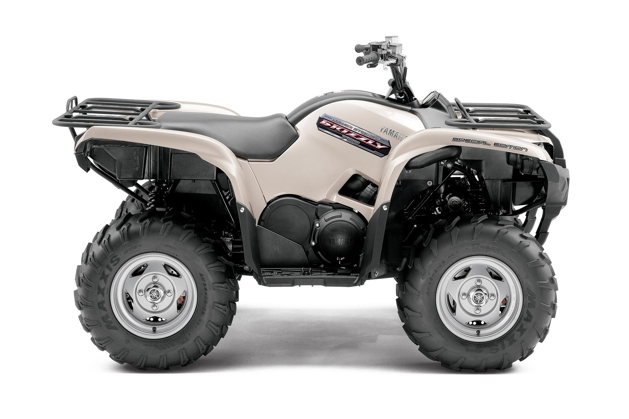 hight resolution of yamaha grizzly 700 fi automatic 4x4 eps special edition 2011 2012