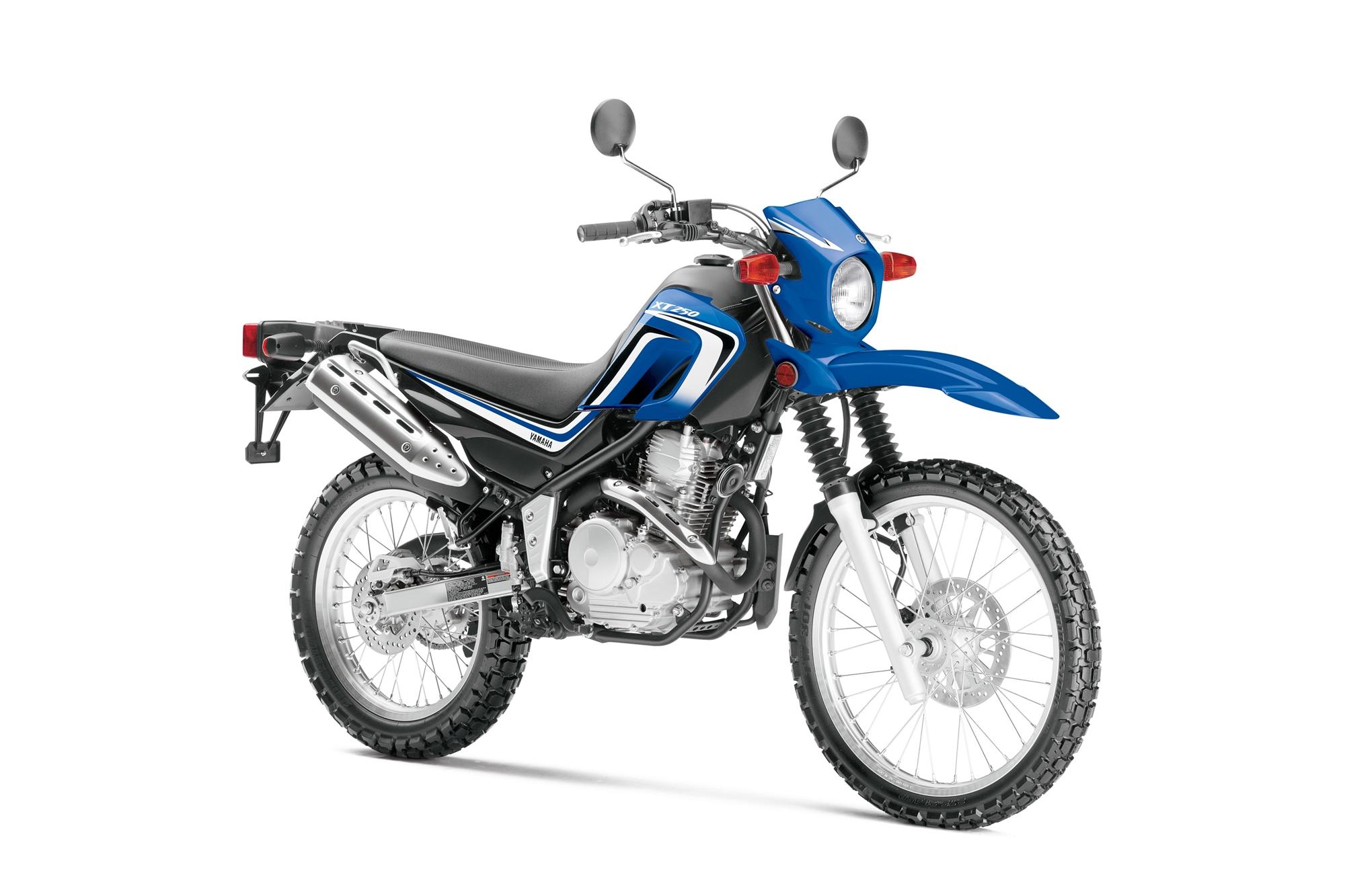Yamaha Xt250 Specs