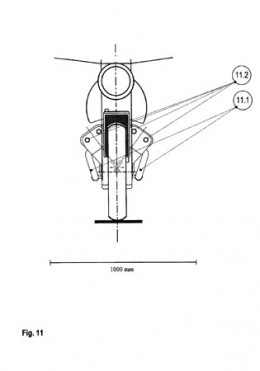 Horex Motorcycle Patent Reveals W8 Configuration