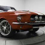 Custom 1967 Shelby Gt500 With 800 Horsepower To Be Revealed On April 18 Autoevolution