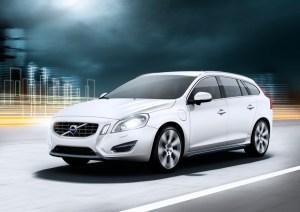 2012 Volvo V60 Diesel Plugin Hybrid Unveiled [Gallery