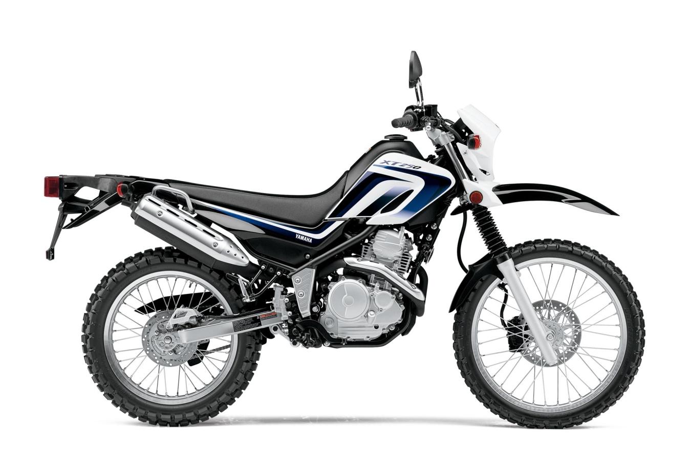 Yamaha Xt250 Finally Gets Fuel Injection
