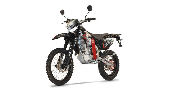 2014 Christini AWD 450DS, All-Wheel-Drive Dual-Sport