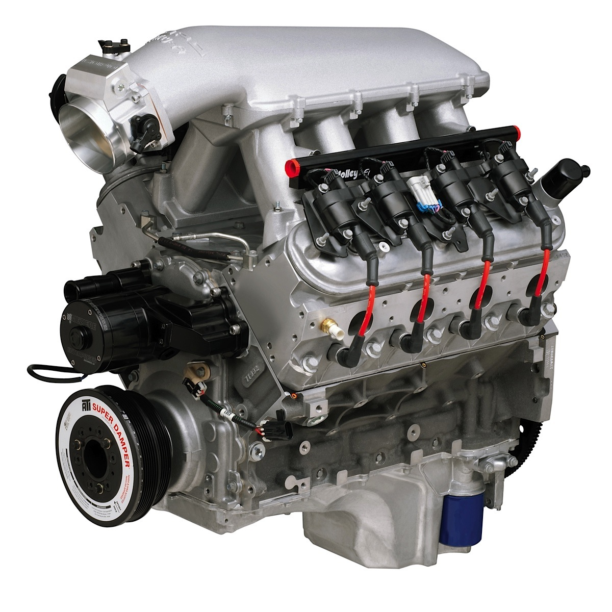 3 1 Liter Gm Engine Diagram 2014 Copo Camaro Powerplants Offered As Crate Engines