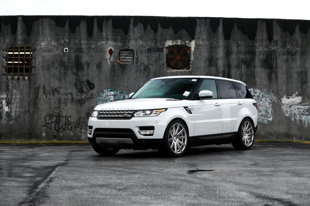 medium resolution of 2014 range rover sport gets vossen wheels